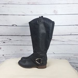 Maurices wide calf boots